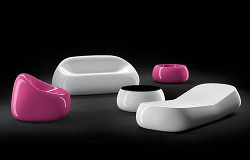 Charmant Modern Garden Furniture Plust Gumball Euro 3 Plast