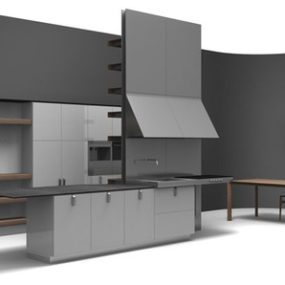 Modern Kitchen Design by Dada – new Set Kitchen