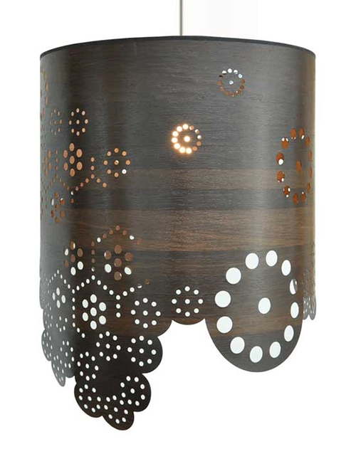 Modern Lamp Shade Drum By Skandivis