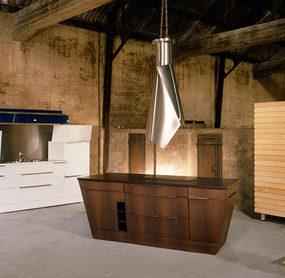 Modern Loft Kitchens from Belgium – Jo Wynant kitchen