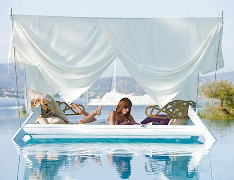 modern outdoor bed egoparis eden 1 Modern Outdoor Bed by Egoparis – Eden