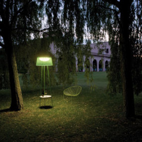 Modern Outdoor Lamps by Vibia – Wind lamp line