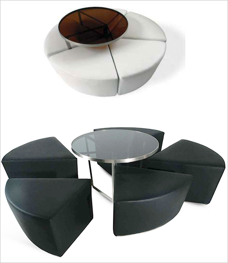modern outdoor stools cake jane hamley wells Modern Outdoor Stools   outdoor sectional Cake by Jane Hamley Wells