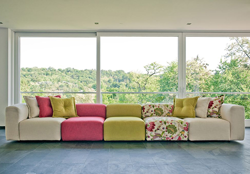 Modern Retro Sofas By Sophisticated Living