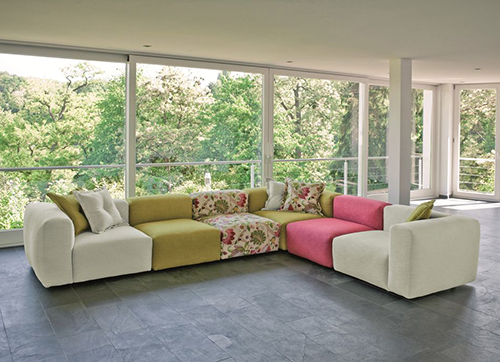 modern retro sofas sophisticated living 5