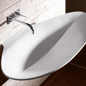 Modern Sink Designs by Burgbad – Pli collection