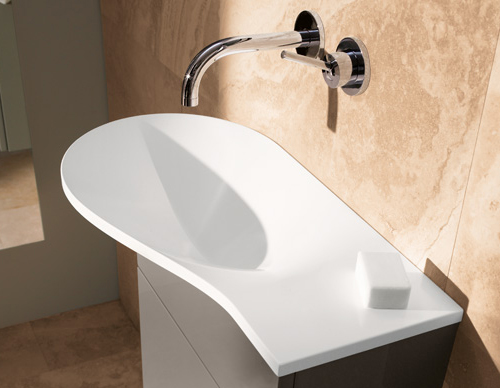 modern sink designs burgbad 2 Modern Sink Designs by Burgbad   Pli collection