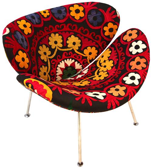 modern upholstered armchairs kmp 3