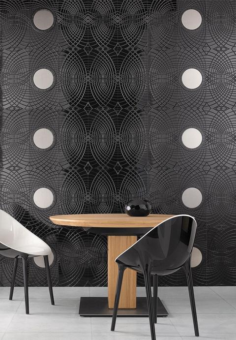 modern wall tiles boudoir villeroy%26boch 2 Modern Wall Tiles   Boudoir by Villeroy&Boch