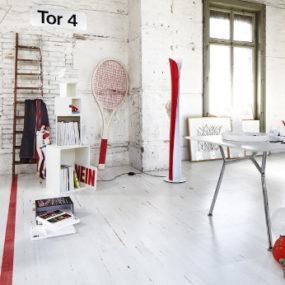 Modern Parquet Flooring by Bauwerk
