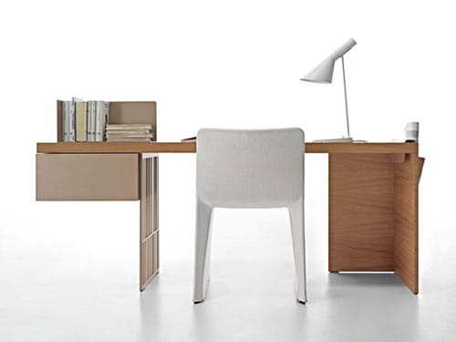 modern writing desk molteni 3 Modern Writing Desk by Molteni & C   Scriba desk