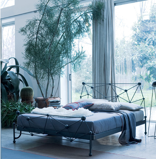 modern wrought iron bed astro ciacci 2 modern wrought iron bed astro by ciacci