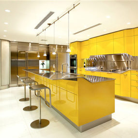 Modern Yellow Kitchen by Snaidero