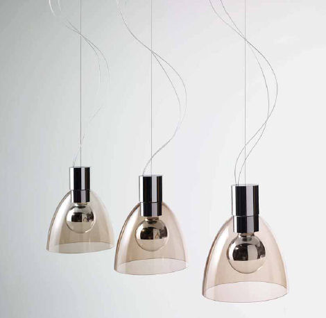 modiss paola ceiling pendants Contemporary Lighting from Modiss