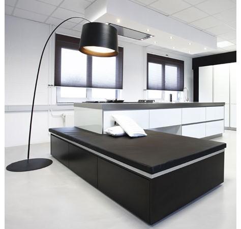 modium kitchen lounge 1 Kitchen Lounge Concept   Modium Kitchens by KicheConcept