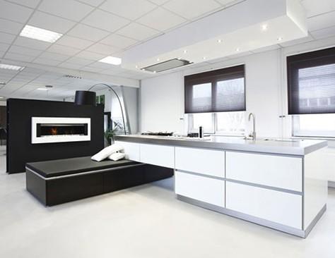 modium kitchen lounge Kitchen Lounge Concept   Modium Kitchens by KicheConcept