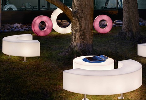 modoluce light up furniture atollo outdoor 2