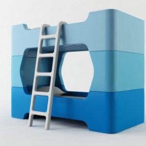 Modular Bunk Bed by Magis