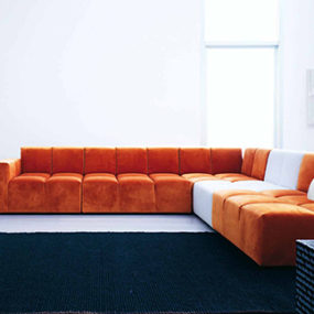 Modular Sofa Furniture 'People' by Primafila