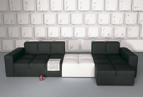 modular sofa furniture people primafila 4 Modular Sofa Furniture People by Primafila