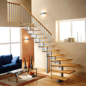 House Staircase Design Guide – 5 modern designs for every occasion, from Rintal