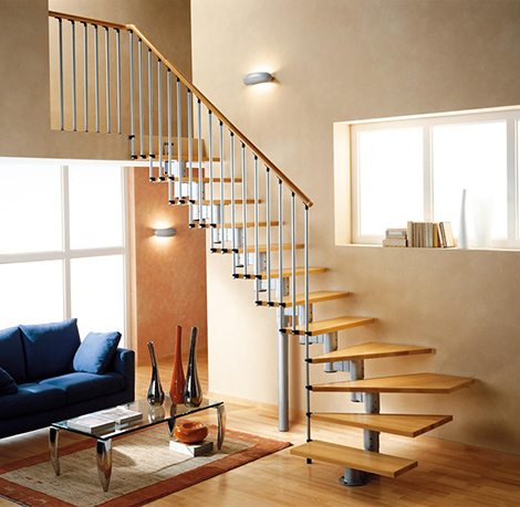 modular staircase rintal house staircase design guide 5 modern designs for every occasion from rintal - Home Stair Design