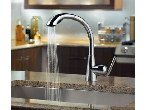 moen showhouse ascent kitchen 90 faucet Moen Ascent Kitchen Faucet   new kitchen line from ShowHouse