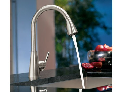 moen ascent kitchen faucet u2013 new kitchen line from showhouse