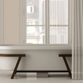 Corian Bathtubs by Moma Design