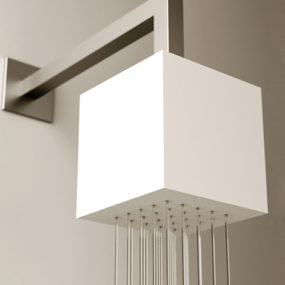 Corian Showerheads by Moma Design