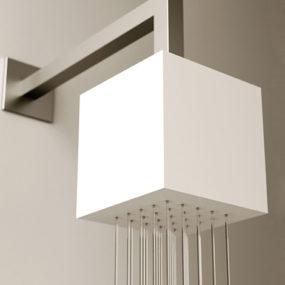 Corian Showerheads by Moma Design