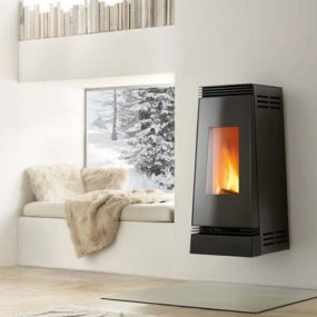 Wood-burning fireplaces – modern fireplace ideas by Montegrappa