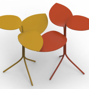 Morning Glory Table by Marc Thorpe for Moroso