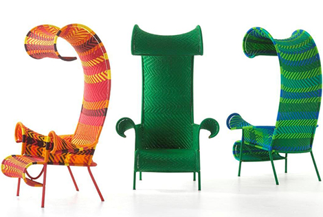 Merveilleux Outdoor Furniture From Moroso U2013 Shadowy