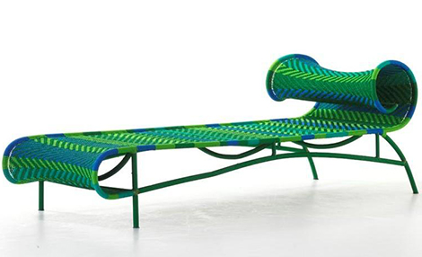 moroso sunbed shadowy 1 Outdoor Furniture from Moroso – Shadowy
