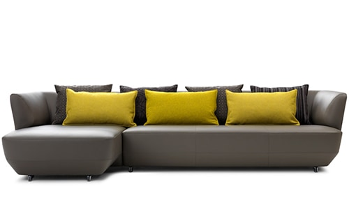 most comfortable sofa leolux daja 4