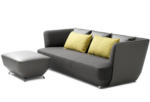 most comfortable sofa leolux daja 5