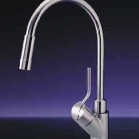 Unico Kitchen Faucet by MGS Progetti