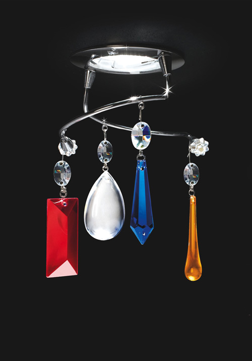 murano glass lighting bon ton lampnet 1 Murano Glass Lighting Fixtures by Lampnet   Bon Ton