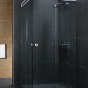 Square Shower Enclosure by MWE