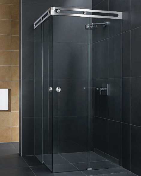 mwe square shower enclosure luna 1 Square Shower Enclosure by MWE