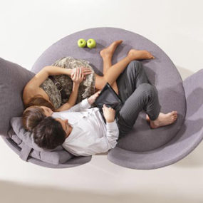 Unique Loveseats by Fama – new MyApple