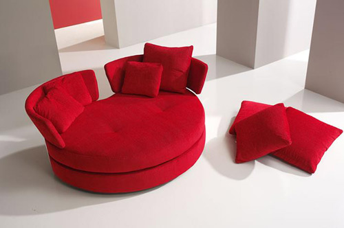 my apple love seat ama 2 Unique Loveseats by Fama   new MyApple