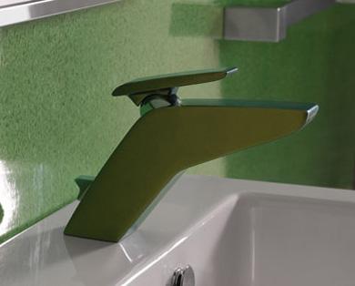 M&Z Teo faucet - modern profile