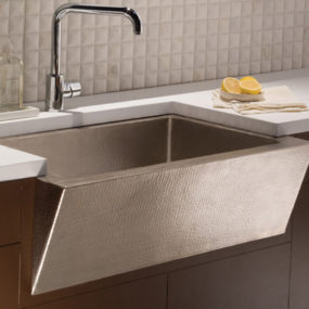 Recycled Copper Sinks – new contemporary sink range by Native Trails