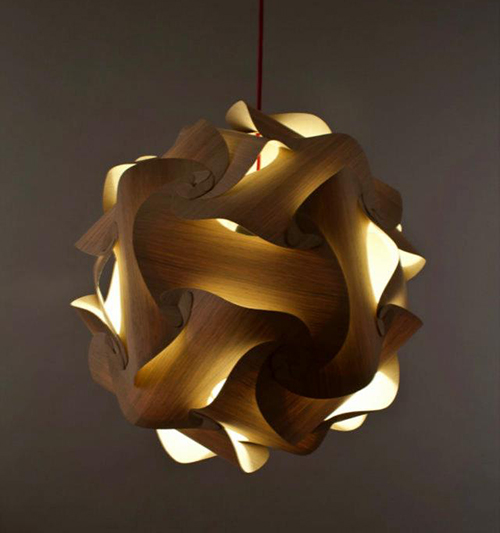 natural oak lighting naos 1