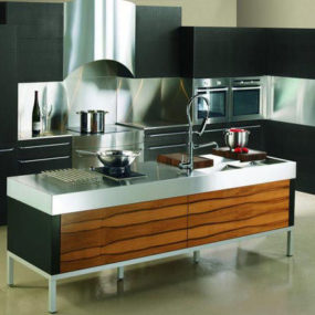 Luxury Kitchen by Neff – the Ash kitchen
