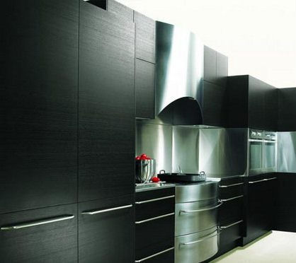 neff kitchens ash kitchen wall Luxury Kitchen by Neff   the Ash kitchen