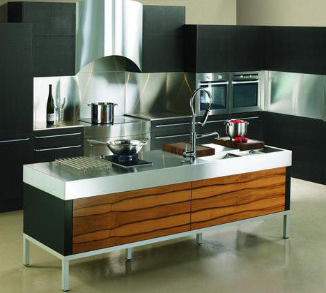 neff kitchens ash kitchen Luxury Kitchen by Neff   the Ash kitchen