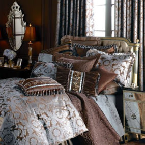 Laurel Fine Linens – Beautiful Damask Bedding
